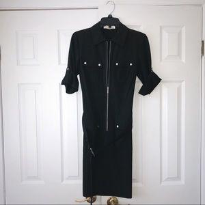 Michael Kors Lightly Worn Shirt Dress with Belt